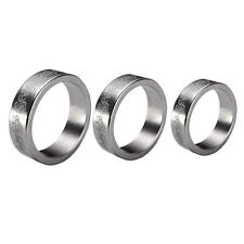 1pc 20mm Super Strong Magnetic Magic PK Ring Round  Silver T R JQ