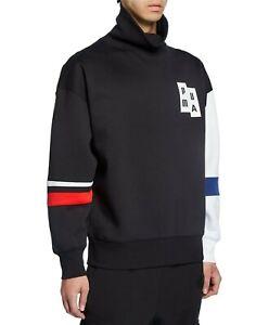 Details about Puma X Ader Error Turtleneck Sweatshirt Black Oversized -  Medium - NWT