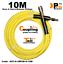 10m Hi-Viz Hose with Euro Coupling Hi Flow Hi-Flow /& Euro Tail - 300PSI 009