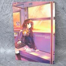 USHINAWARETA MIRAI WO MOTOMETE A la recherche du futur perdu Art Book Booklet
