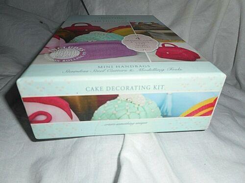Cairns Décoration Gâteau Mini Sacs à Main Kit impression Rolling Pin recette idée cadeau