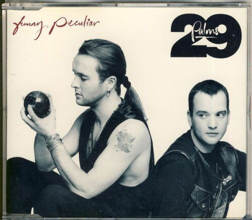 1 von 1 - 29 PALMS - funny peculiar  4 trk MAXI CD 1991