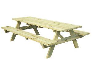 Picknicktisch Ruby 161x240 Cm Tisch Bank Gartenmobel Sitzbank