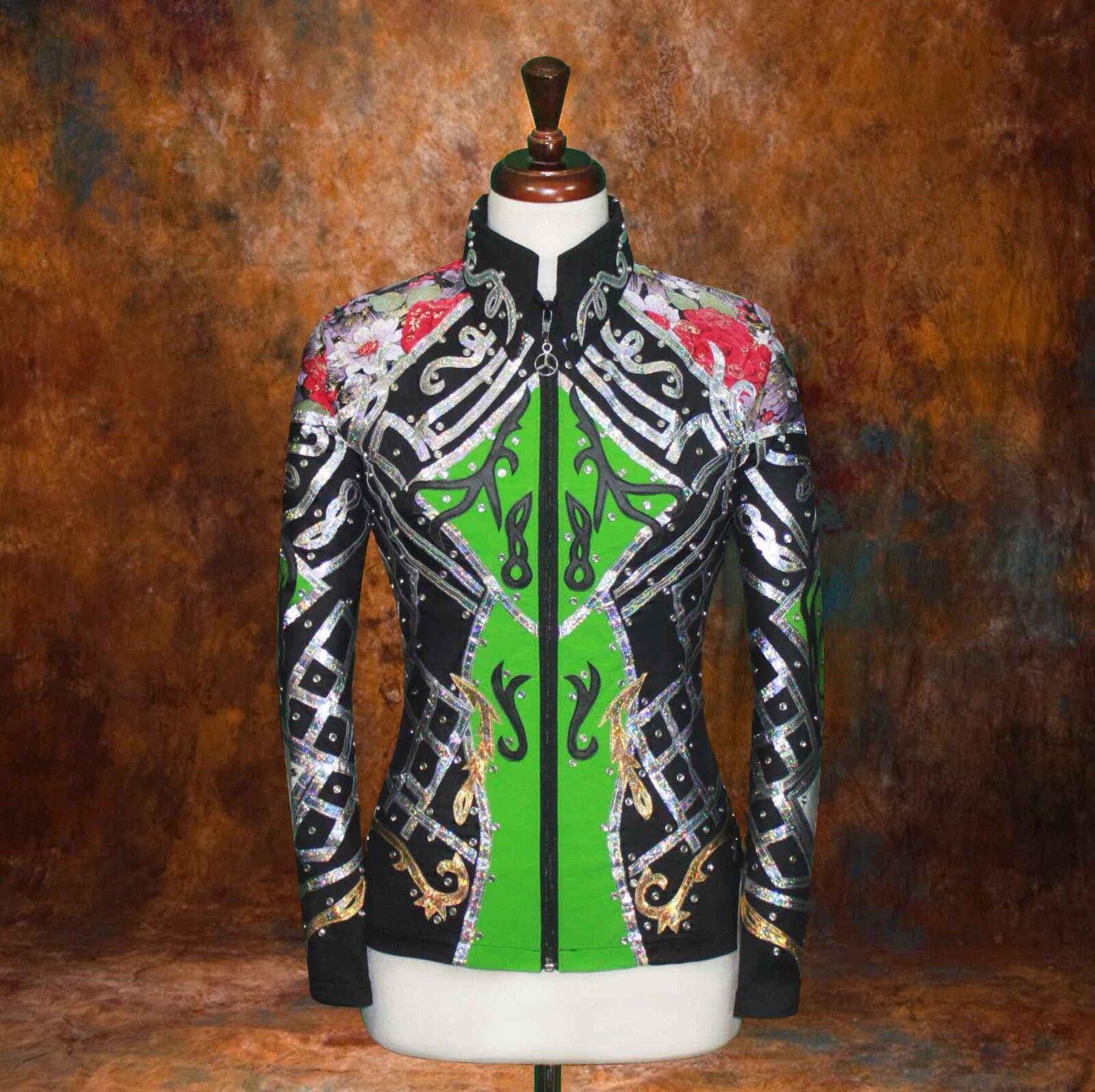 Xgree  Western mostrareuomoship Pleasure Horseuomoship mostrare Jacket Shirt Shirt Shirt Rodeo regina efd