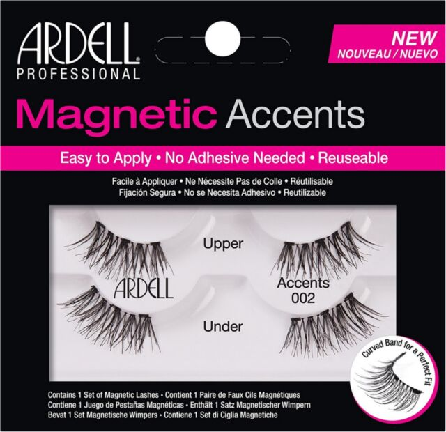 929568ad525 Ardell Professional Magnetic Lashes Style Accents 002 for sale ...