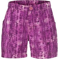 The North Face Kids Girl's Argali Hike/water Short, Cha Cha Pink Reeds Print, L