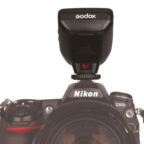 Godox Xpro-TTL HSS Wireless de Nikon 2.4G Radio Disparador Para Flash Godox