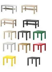 TAVOLINO-LACK-caffe-tavolo-con-ripiano-mix-di-colore-e-taglia-50-e-90-cm