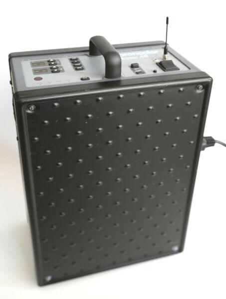 Broncolor Topaze A8 Evolutiona 4 Rfs éclair Studio Générateur Pack Dissipation Rapide De La Chaleur