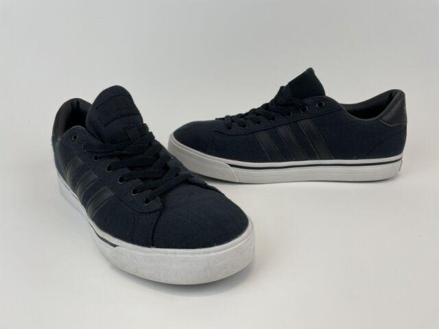 Size 10 - adidas Cloudfoam Super Daily Core Black
