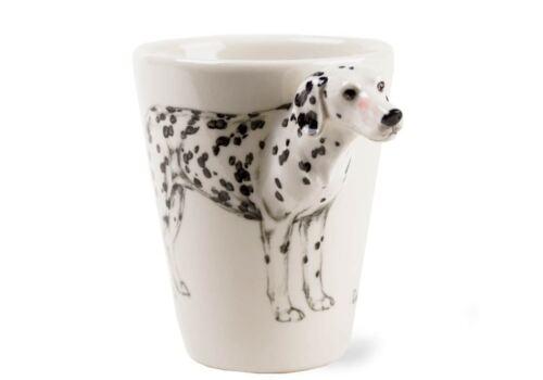 Dalmatiner Geschenke, Kaffeetasse Handgefertigt von Blue Witch