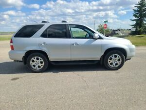 2002 Acura MDX Limited