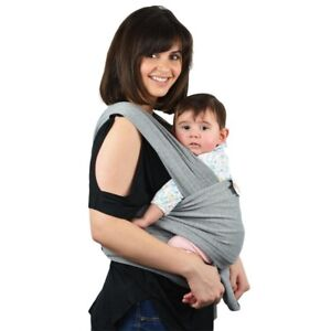 Details About Ultra Soft Infant Sling Child Carrier Stretchy Wrap By Nimnik Baby