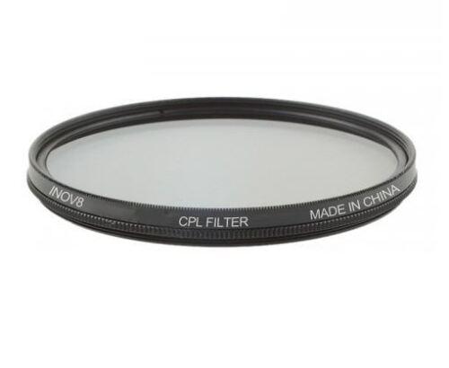 Inov8 Filtro Cpl 62mm Polarizador Circular Para Dslr lenses/digital Cámara