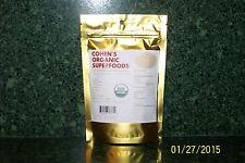 100% USDA RAW ORGANIC  ASHWAGANDHA   POWDER    1/4 lb. Withania Somnifera