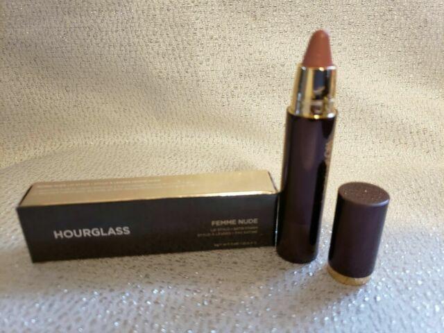 HourGlass Femme Nude Lip Stylo - #N2 (Honey Beige Nude) 2