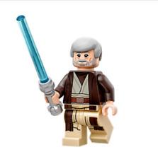 Obi-Wan Kenobi Jedi Master Minifigure 10188 7962 7965 Minifig LEGO Star Wars