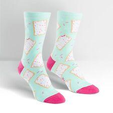 Sock It To Me Women's Crew Socks - Toe-ster Pastry