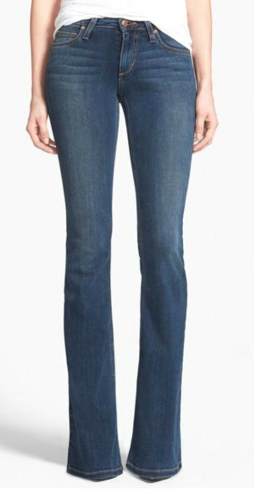 Joe's Jeans Women's The Icon Flared Mid Rise Camilla Wash Jeans