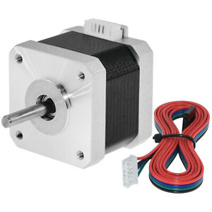 17-Bipolar-Stepper-Step-Motor-12V-4Pin-for-CNC-Laser-3D-Printer-42BYGHW609