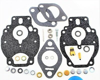 Carburetor Kit Float fits Massey Ferguson MF Windrower 44  12851 143742M91 G55