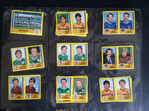 ***PICK THE CARDS YOU NEED*** G PANINI FOOTBALL 87 CARDS 501 TO 576