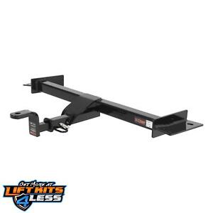 pin /& Clip Installation Hardware CURT Manufacturing 114233 Class 1 Trailer Hitch Includes an Old-Style Ball Mount