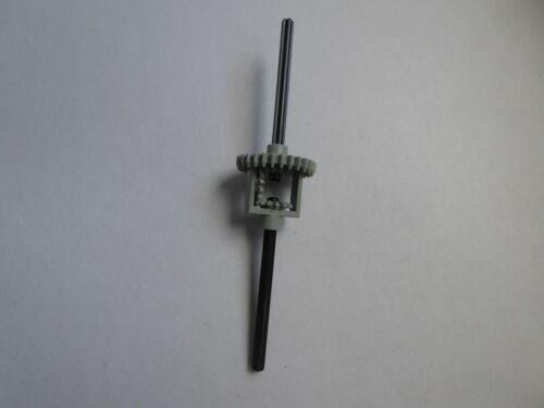 2 essieux vieux gris clair 3 4143 1 LEGO TECHNIC Différentiel Montage 73071