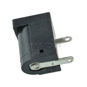 10PCS-5-5x2-1MM-5-5x2-1-Electrical-Jack-Socket-DC-005-Power-Outlet-Connector