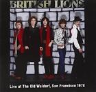 Live At The Old Waldorf,San Francisco 1978 von British Lions (2011)