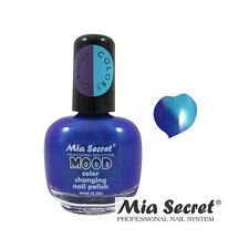Mia Secret Mood Nail Lacquer Color Changing Nail Polish 10 Colors Pick Yours Art