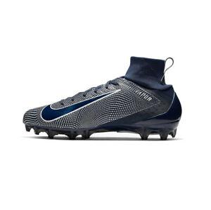 brazo Vueltas y vueltas ira  Nuevo Para Hombres Nike Vapor intocable Pro 3 Botines De Fútbol Azul/Blanco  Talla 9.5 M | eBay