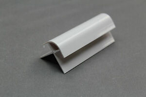 external angle corner trim 2 6m pvc bathroom cladding plastic panels