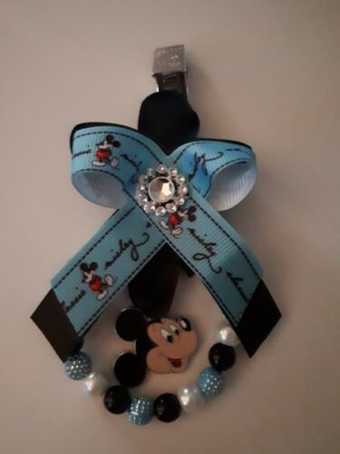 Baby Pram Charms Boy or Girl Mickey Stunning Pram Charm YOU Customise UK Seller
