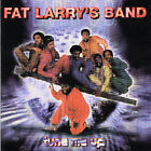 Tune Me Up * by Fat Larry's Band (CD, Jan-2001, Unidisc)