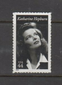 USA-Stamps-2009-Katharine-Hepburn-Legends-of-Hollywood-Complete-set-MNH
