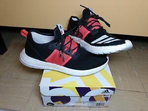 5dbb40b32f52 Adidas Consortium X Livestock Pure Boost Zg Ultra Boost Red Black ...