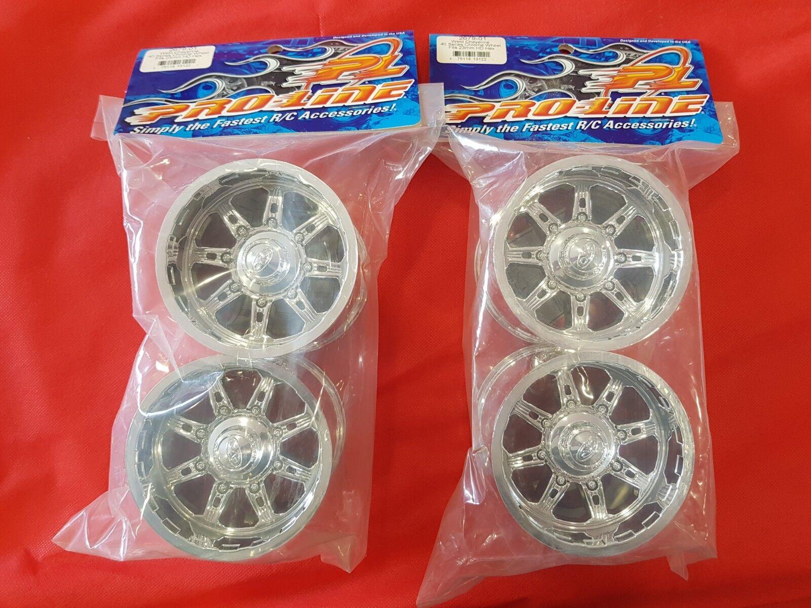 ProLine Cheyenne  40 ruedas 23mm Hex  2679-01  Miglior prezzo