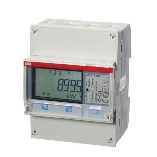 ABB b21 b23 M-BUS énergie Compteur Courant alternatif Compteur triphasé compteur Sélection