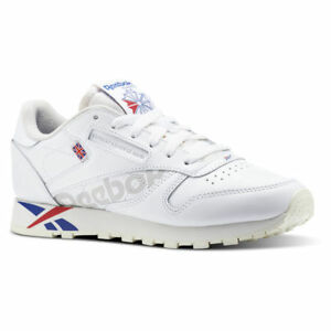 ad1ba055726 Image is loading NEW-WOMENS-REEBOK-CLASSIC-LEATHER-ALTERED-1983-SNEAKERS-