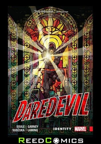 2015 DAREDEVIL BACK IN BLACK VOLUME 4 IDENTITY GRAPHIC NOVEL Collects #15-20