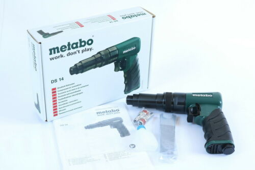 Metabo DS 14 Air comprimé Clé à chocs