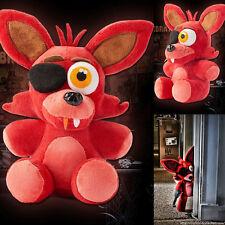 "10""/25cm FNAF Five Nights At Freddy's Rot Foxy Plüsch Plüschpuppe Puppe Toy Doll"