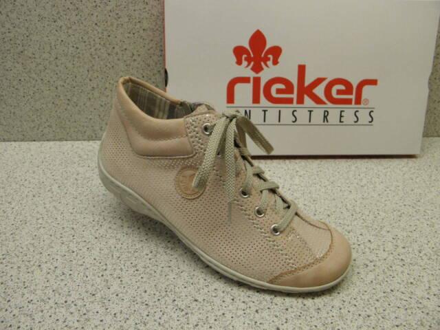 footwear latest fashion big discount Rieker Damen Sneaker M3738 Synthetik 40 M3738-31