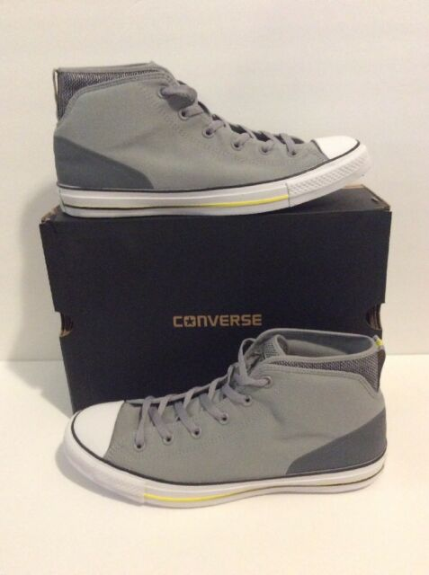 9cf3a24b8c6 Converse All Star SYDE Street Mid 155479C Black Mason Mens US Size 13 UK 13