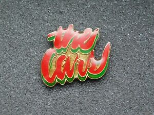 VINTAGE METAL PIN THE CARS