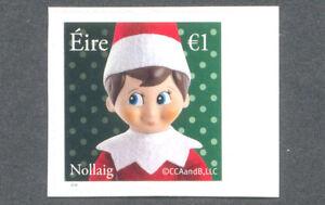 Image Is Loading Ireland Christmas 2018 The Elf On Shelf