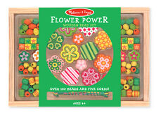 Melissa & Doug Flower Power Bead Set #4178 BRAND NEW