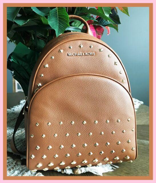 afab2aed6b16 Michael Kors Dillon Top Zip Medium East/west Satchel Leather Handbag ...