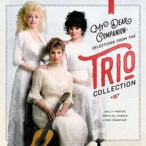 Dolly-Parton-Linda-Ronstadt-amp-My-Dear-Companion-Selections-NOUVEAU-CD
